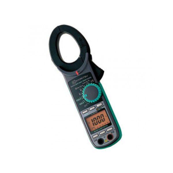 De Kyoritsu 2055 is een ideale AC en DC stroomtang amperetang en die koop je bij meetwinkel de leverancier van keurend en inspecterend nederland