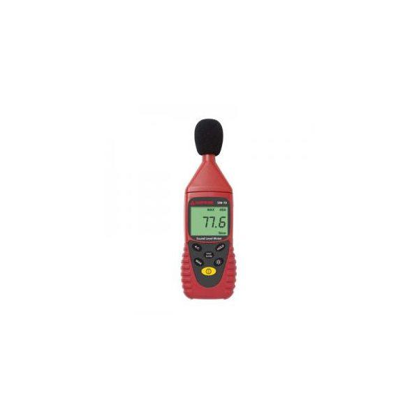 Amprobe SM-10 decibelmeter van meetwinkel de leverancier van keurend en inspecterend nederland