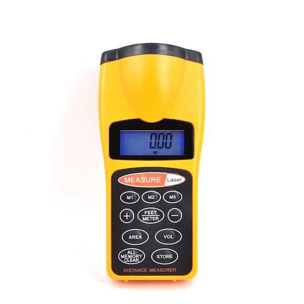 MWCP-3007 Geluidsafstandsmeter met laserpunt