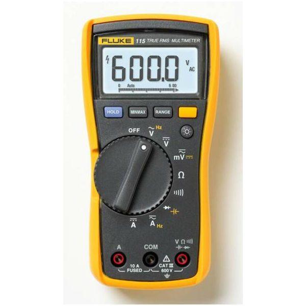 De Fluke 115 is een top multimeter en die koop je bij meetwinkel de leverancier van keurend en inspecterend nederland