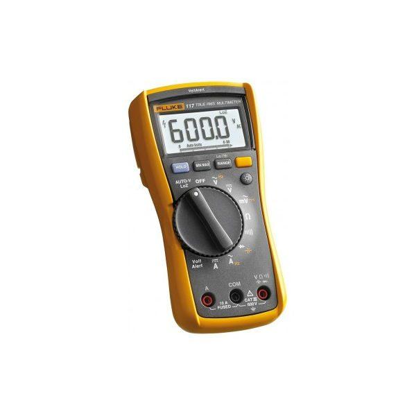 De Fluke 117 digitale multimeter koop je bij meetwinkel de leverancier van keurend en inspecterend nederland