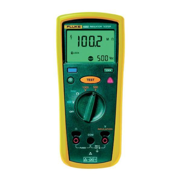 Fluke 1503 Isolatiemeter