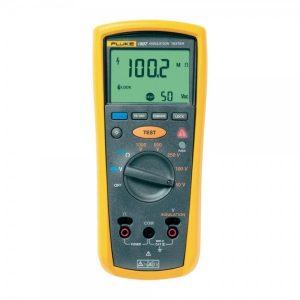 De Fluke 1507 is een praktische en high-end isolatiemeter van meetwinkel de leverancier van keurend en inspecterend nederland