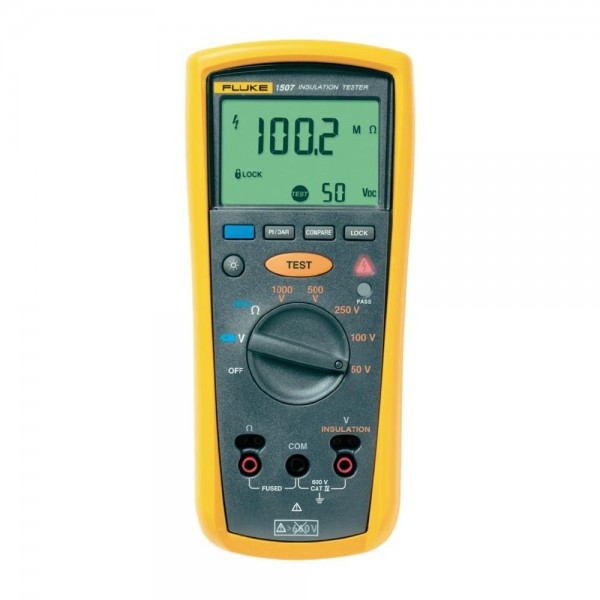 Fluke 1507 Isolatiemeter