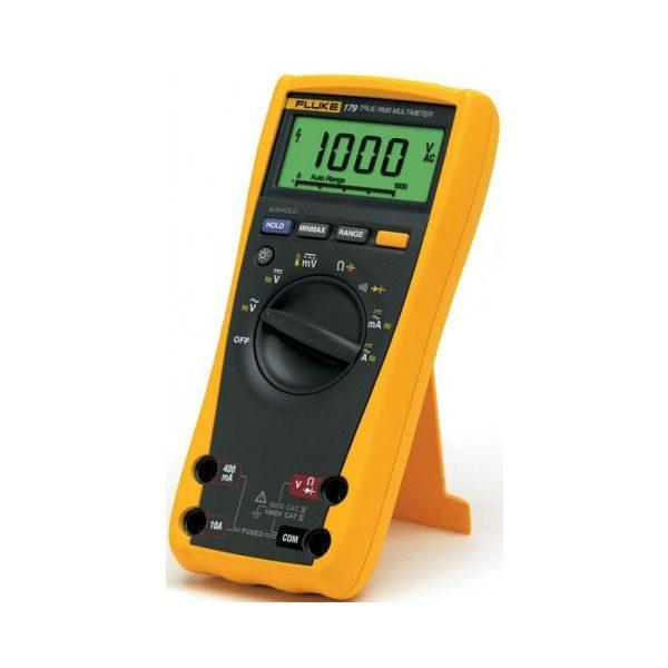 De Fluke 179 is de meest verkochte multimeter van Fluke en die koop je bij meetwinkel de leverancier van keurend en inspecterend nederland