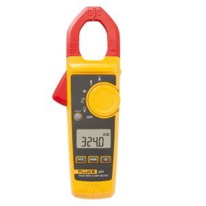 De Fluke 324 AC stroomtang koop je bij meetwinkel de leverancier van keurend en inspecterend nederland