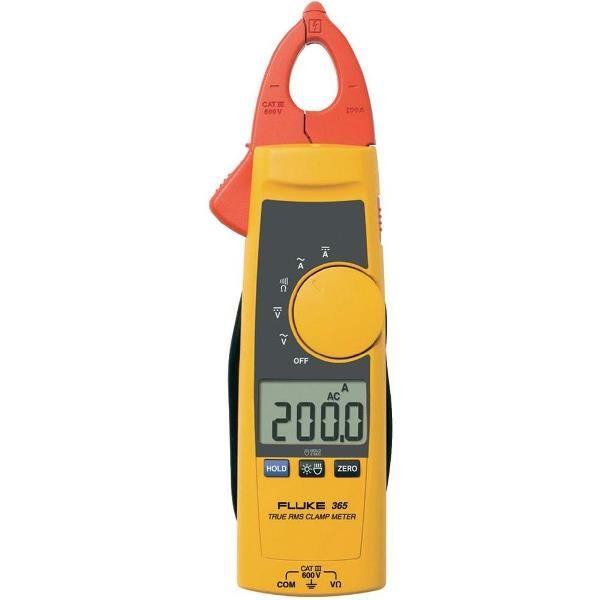 Een Fluke 365 AC en DC stroomtang en amperetang koop je bij meetwinkel de leverancier van keurend en inspecterend nederland