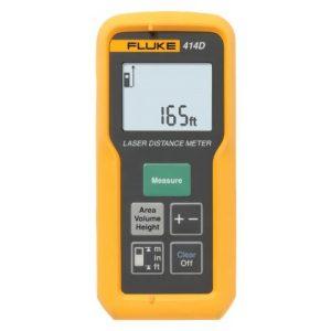 Fluke 414D laser afstandsmeter van meetwinkel de leverancier van keurend en inspecterend nederland