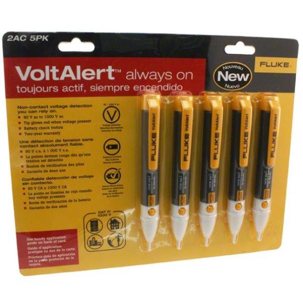 Fluke 2AC Voltalert 5 pack