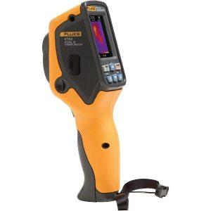 De Fluke VT04A is een batterijgevoeden visuele thermometer van meetwinkel de leverancier van keurend en inspecterend nederland
