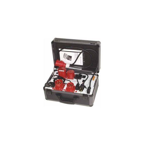 Gossen Metrawatt AT3 koffer voor actieve metingen volgens NEN 3140 voor de secutest pro van meetwinkel de leverancier van keurend en inspecterend nederland