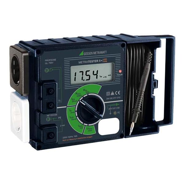 GMC Metratester 5 Apparatentester NEN 3140