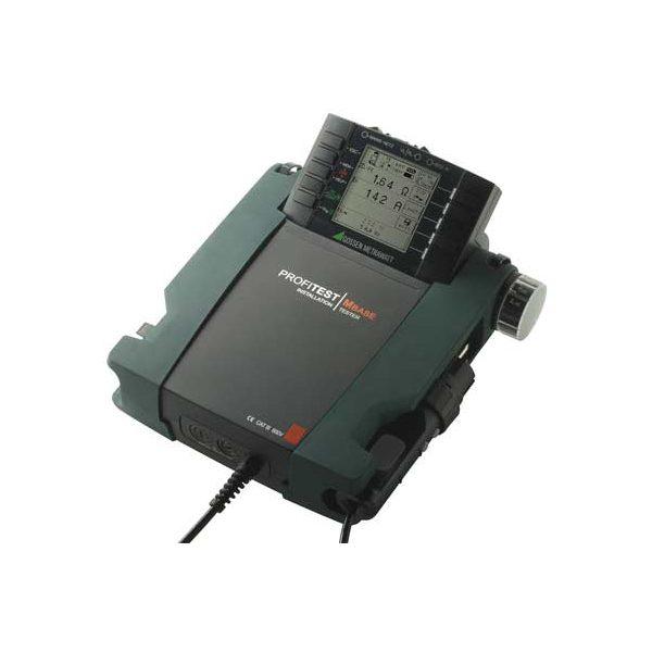 De gossen metrawatt profitest Mixtra IQ is de meest complete installatietester voor NEN 1010 en NEN 3140 inspecties aan woningen en bedrijfspanden van meetwinkel de leverancier van keurend en inspecterend nederland