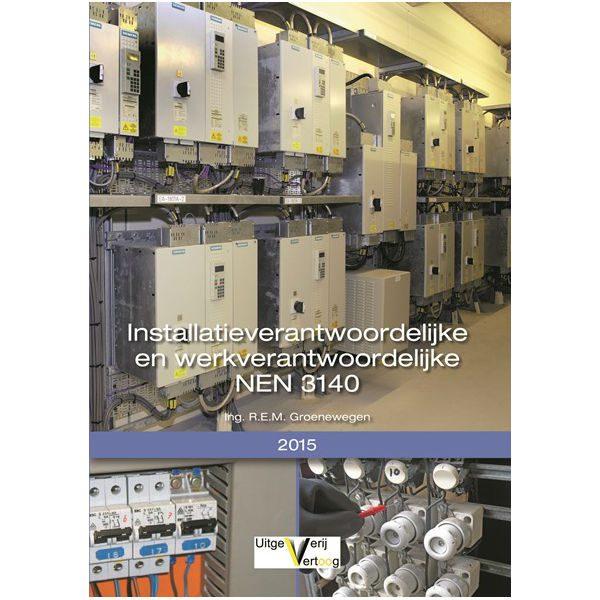 Cursusboek installatieverantwoordelijke NEN 3140 van meetwinkel de leverancier van keurend en inspecterend nederland