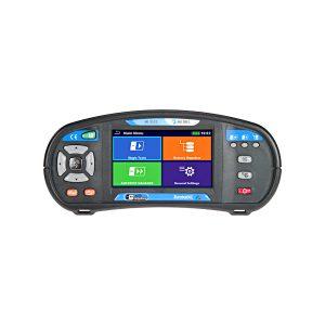 Metrel Eurotest XC installatietester voor NEN 1010 en nen 3140 metingen aan elektrische installaties van meetwinkel de leverancier van keurend en inspecterend nederland