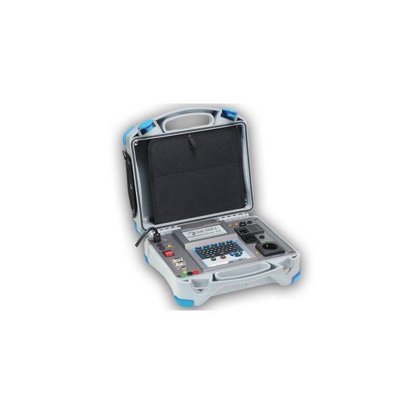De Machinetester Metrel MI3321 is een complete machinetester volgens de EN 60204 norm van meetwinkel de leverancier van keurend en inspecterend nederland