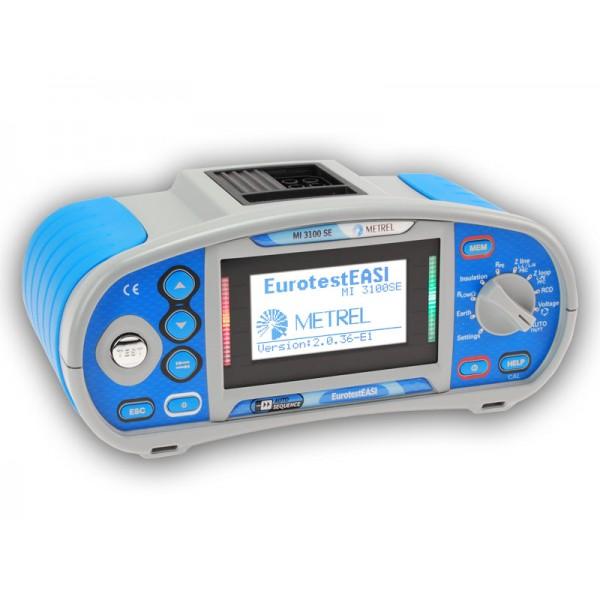 Metrel Eurotest EASI Installatietester MI3100SE