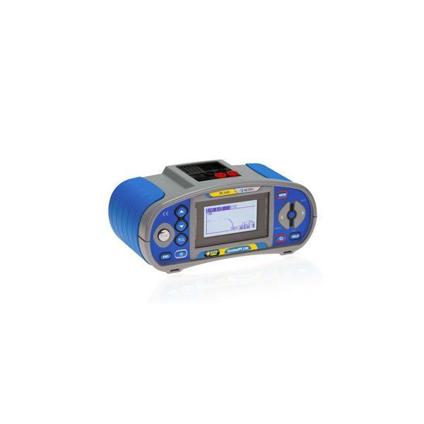 De Eurotest PV MI3108ST is een installatietester en een PV tester in 1 van meetwinkel de leverancier van keurend en inspecterend nederland