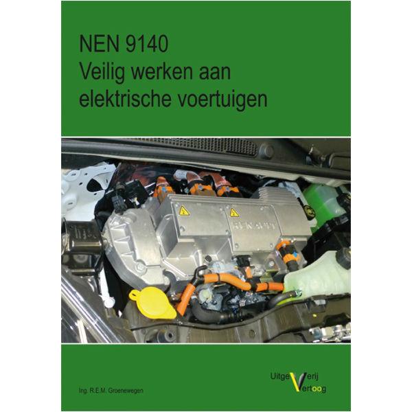 Boek NEN 9140 Veilig werken aan elektrische voertuigen