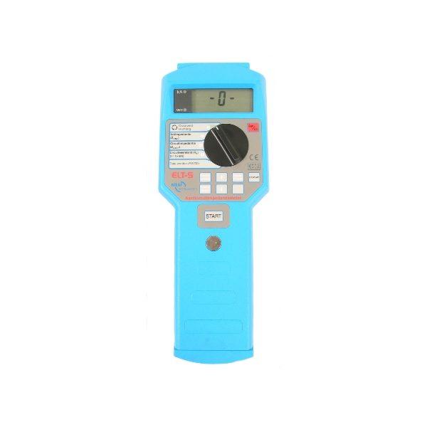 De ELT-S van Nieaf-Smitt is de aardcircuit impedantiemeter van meetwinkel de leverancier van keurend en inspecterend nederland