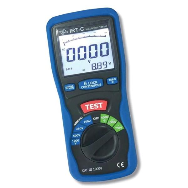 Nieaf-Smitt IRT-C Isolatieweerstand meter