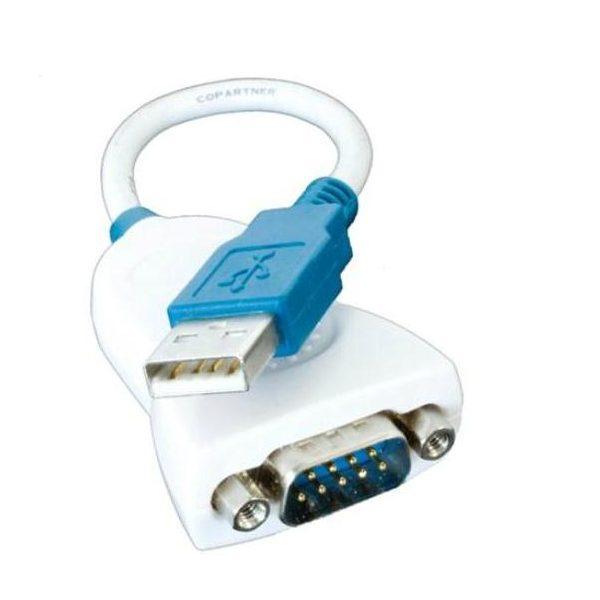 Nieaf-Smitt RS232 naar usb kabel voor de Eazypat en Multipat serie van meetwinkel de leverancier van keurend en inspecterend nederland