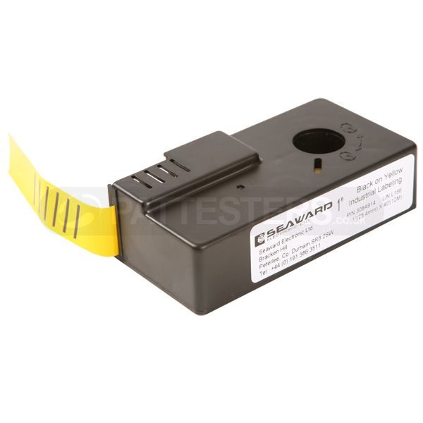 Nieaf-Smitt test n tag cartridge voor de TNT printer van Nieaf-smitt van meetwinkel de leverancier van keurend en inspecterend nederland