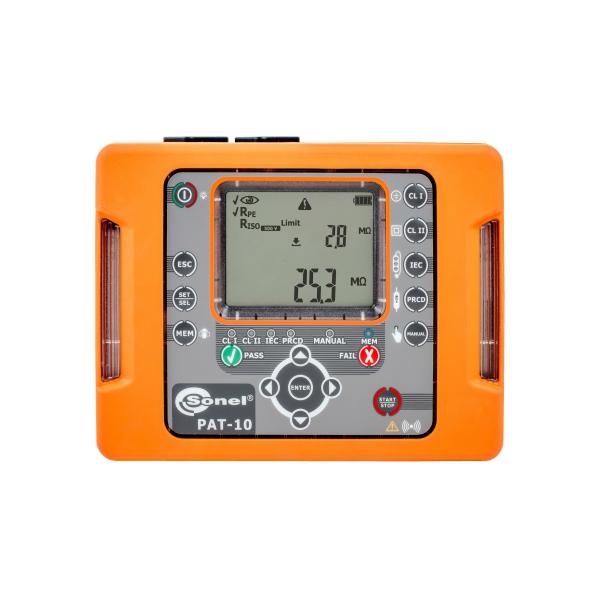 Sonel PAT-10 apparatentester NEN 3140