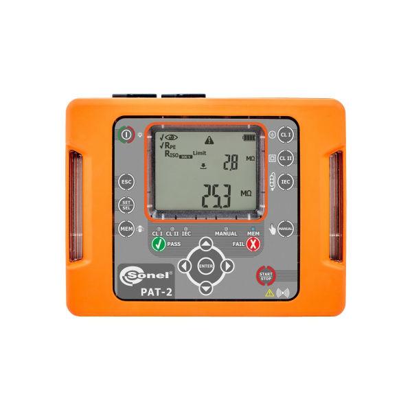 Sonel PAT-2 Apparatentester NEN 3140