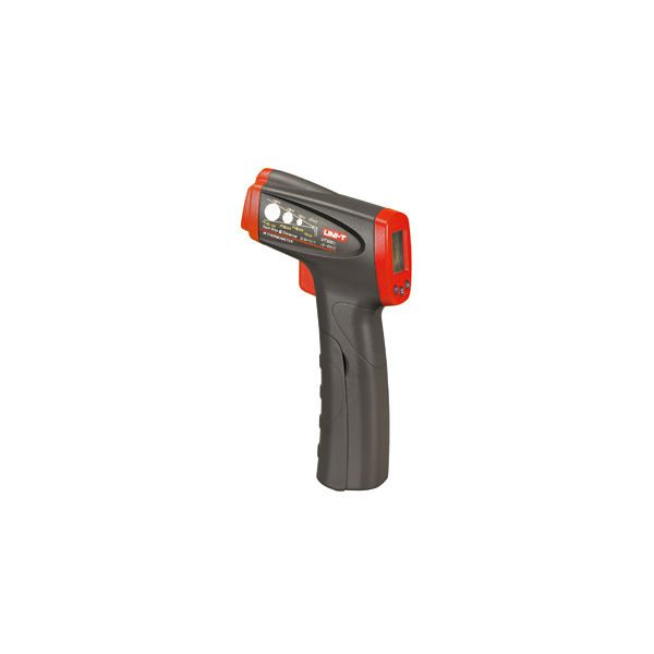 De UNI-T UT 300C is de instap infrarood thermometer van UNI-T van meetwinkel de leverancier van keurend en inspecterend nederland