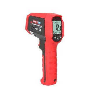 De UNI-T UT309A is een praktische IR thermometer van meetwinkel de leverancier van keurend en inspecterend nederland