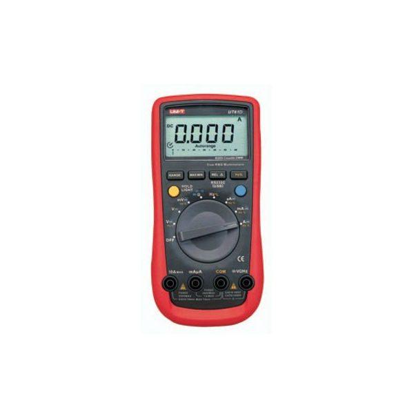 De UNI-T UT 61D koop je bij meetwinkel de leverancier van keurend en inspecterend nederland