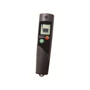 De Testo 317-2 is een praktische gaslekdetector voor de installateur van meetwinkel de leverancier van keurend en inspecterend nederland