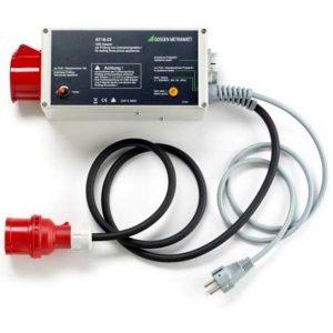 Gossen Metrawatt AT16 en AT32 DI adapter voor de Secutest familie van meetwinkel de leverancier van keurend en inspecterend nederland