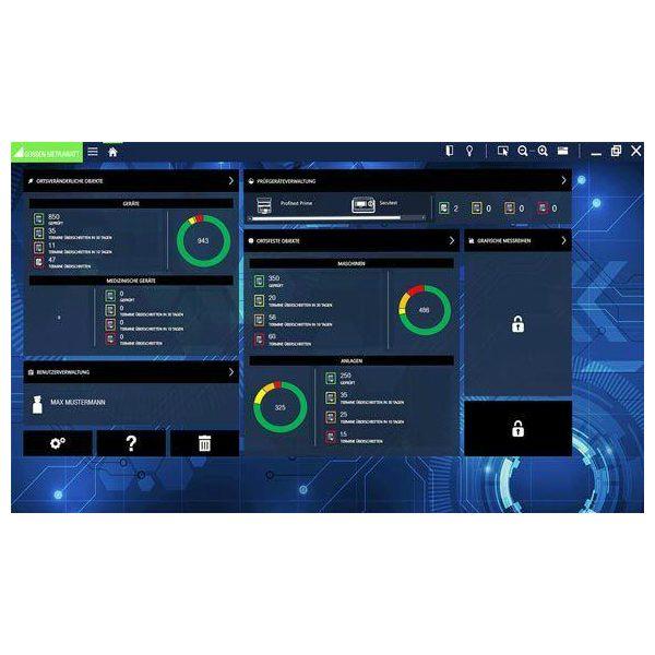 Izytronic software upgrade naar Advanced business van meetwinkel de leverancier van keurend en inspecterend nederland
