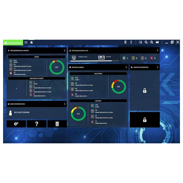Gossen Metrawatt Izytronic upgrade Advanced