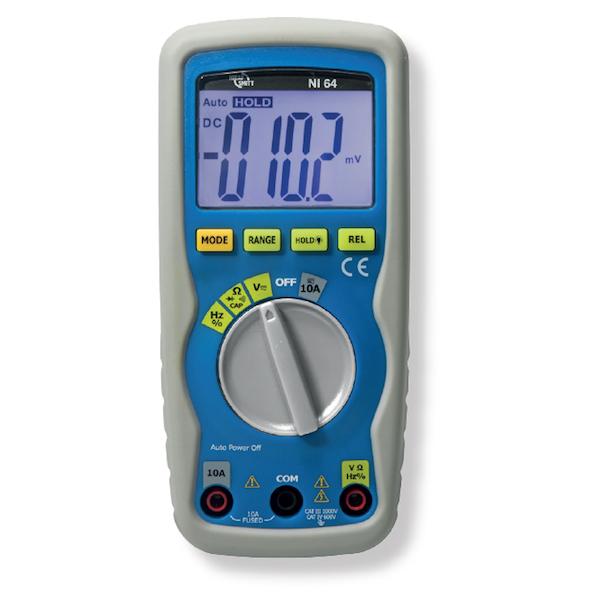 NI 64 Compacte digitale multimeter