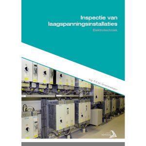 Boek over het inspecteren van laagspanningsinstallaties van meetwinkel de leverancier van keurend en inspecterend nederland