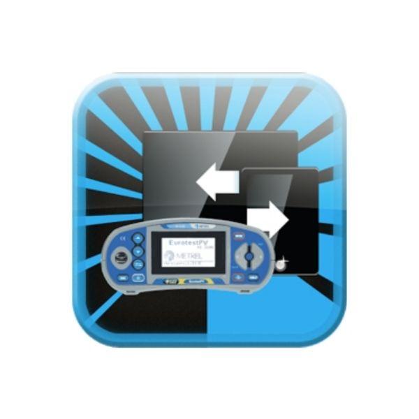 Metrel A1431 Eurolink Android App