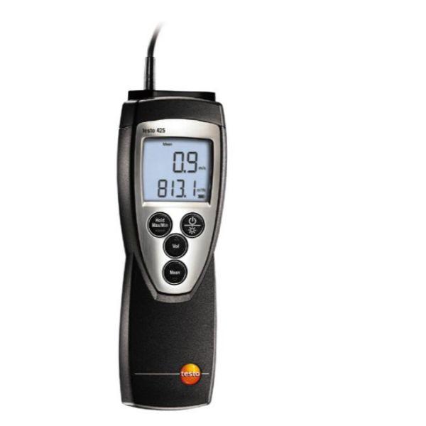 Testo 425 - Thermische anemometer