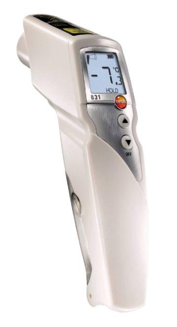 Testo 831 - Infrarood thermometer