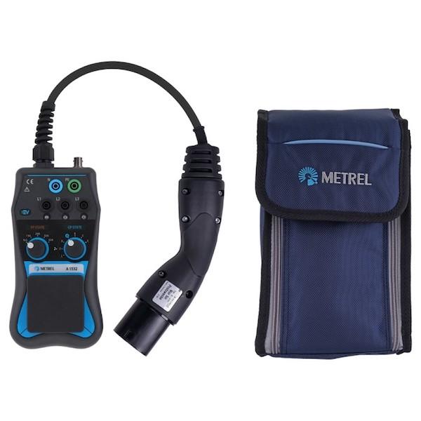 Metrel A1532 EVSE adapter standaard set