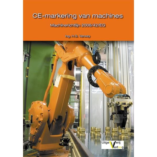 Boek CE-markering van machines
