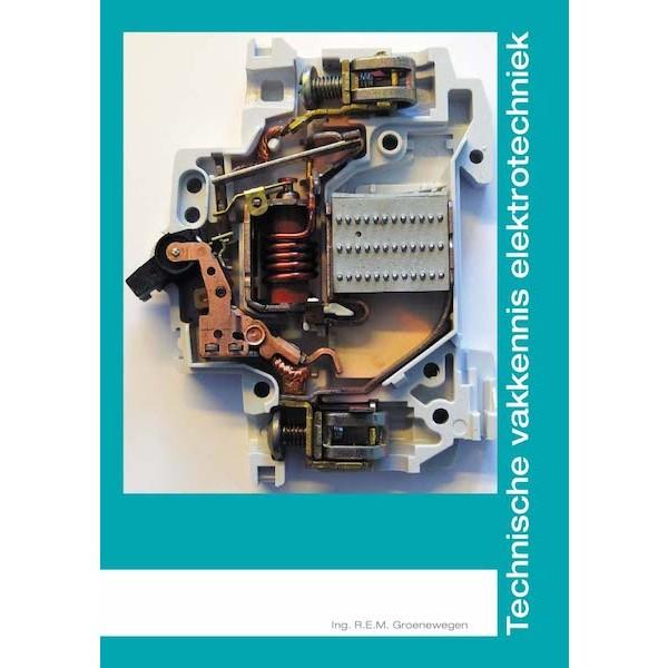 Boek Technische vakkennis Elektrotechniek