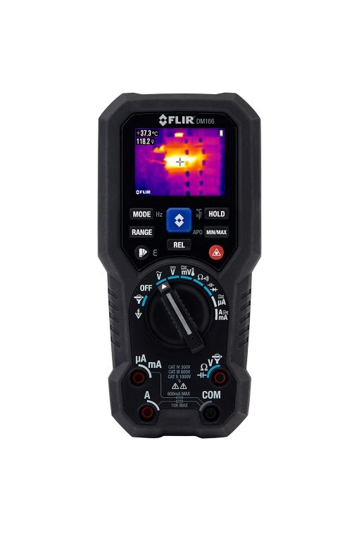 Flir Systems DM166 TRMS multimeter