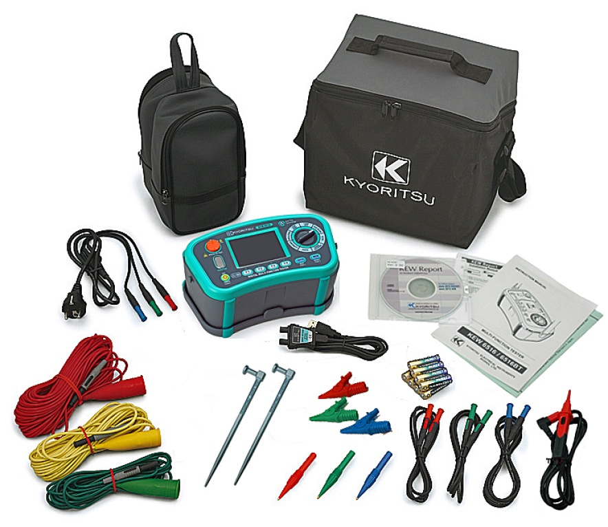 Kyoritsu 6516BT-KIT - NEN3140 Installatietester met Bluetooth