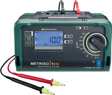 Metriso BASE Isolatieweerstandsmeter 500V